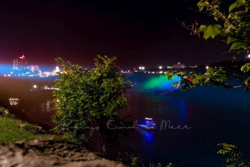 Niagarafälle mit Kindern 40