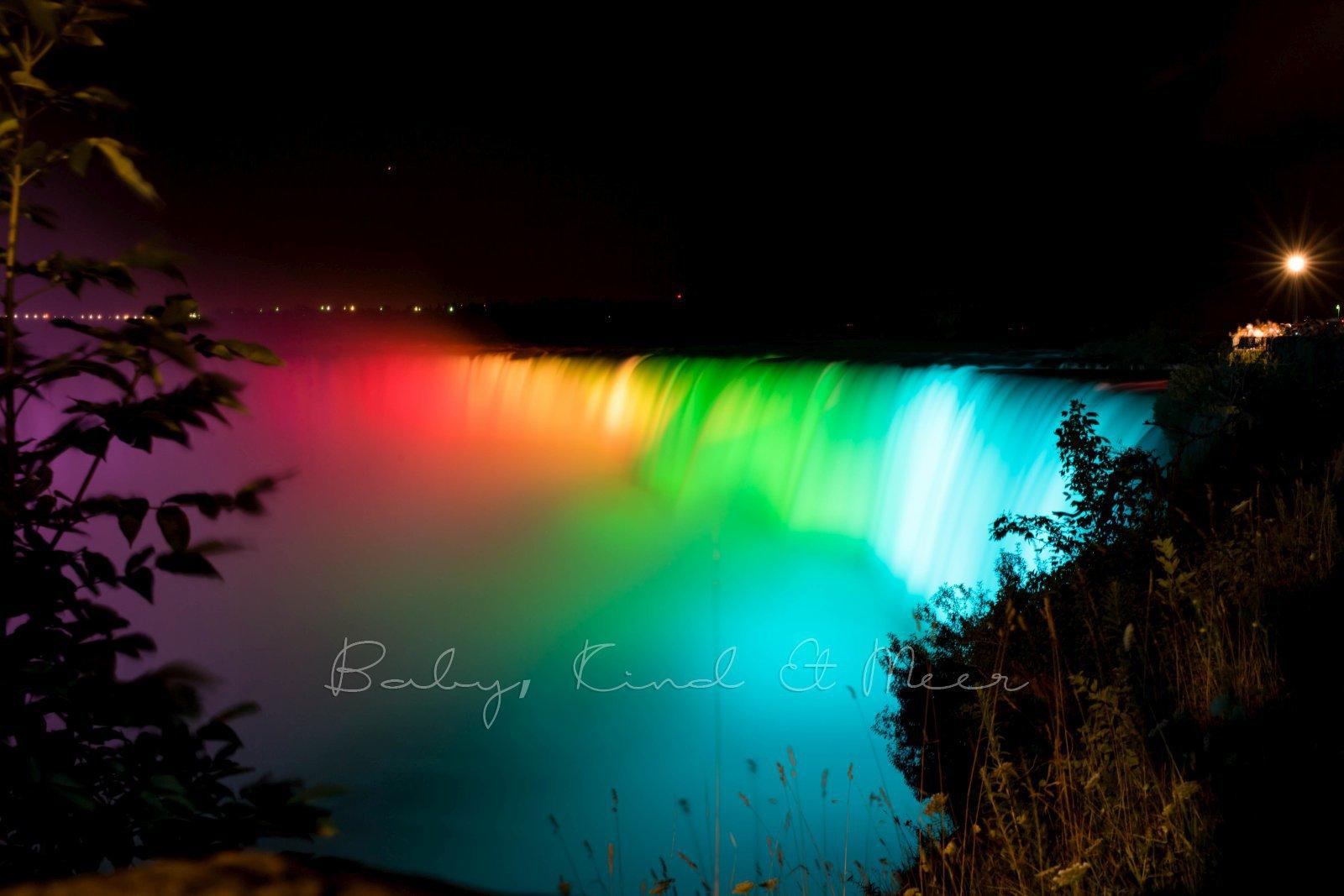 Niagarafälle mit Kindern 41