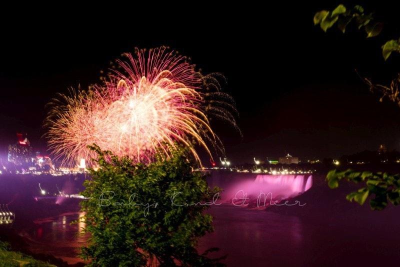 Niagarafälle mit Kindern 42