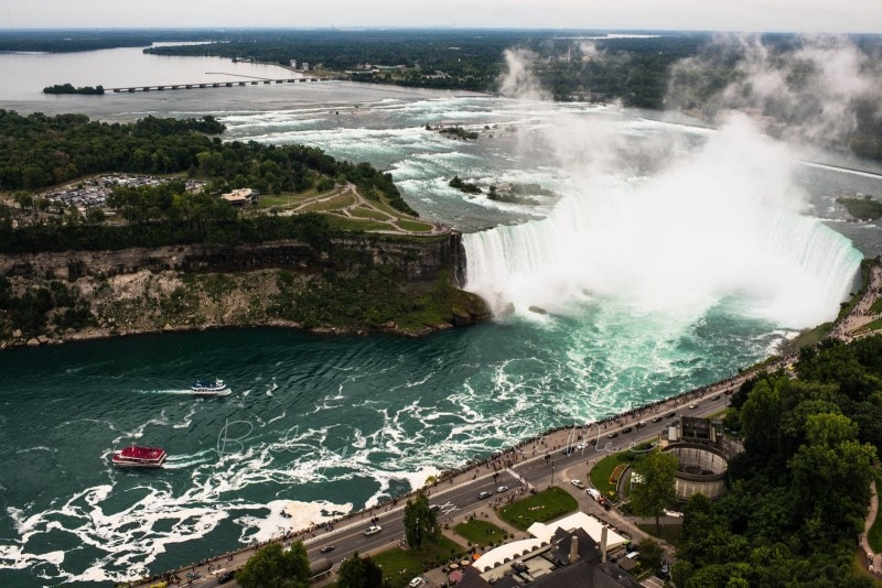 Niagarafälle Mit Kindern Reisen Urlaub Mit Kindern Flugreisen