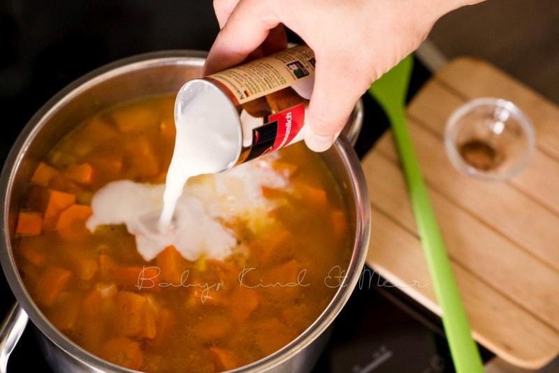 Rezept Kuerbissuppe 7