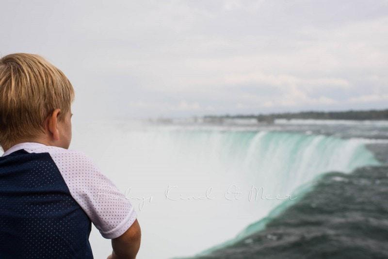 Urlaub Niagarafaelle 1