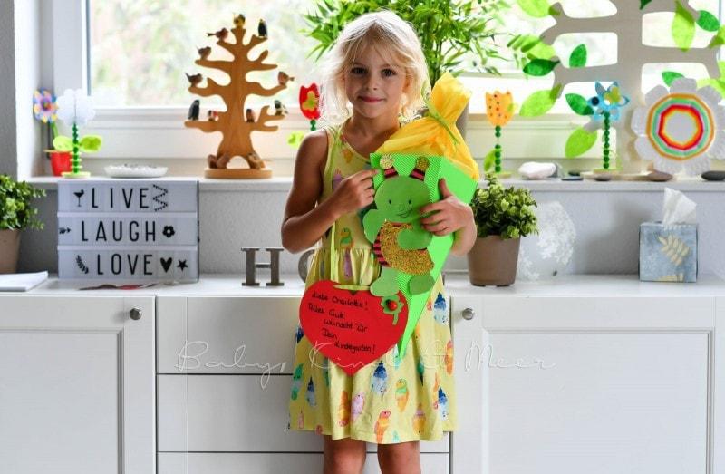 letzter Kindergartentag Lotte
