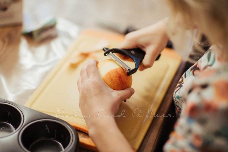 Apfel Zimt Muffins Rezept 3
