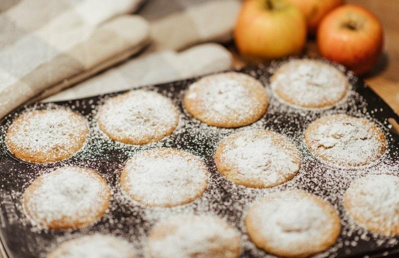 Apfel Zimt Muffins Rezept 9