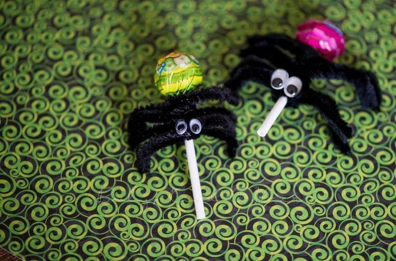 Einfache Bastelideen Fur Halloween Diy Baby Kind Und Meer