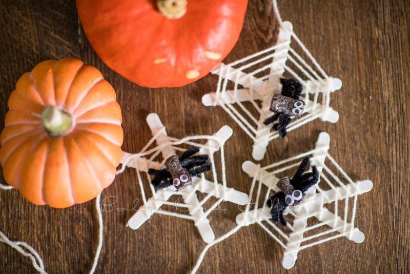 Basteln Halloween DIY 7