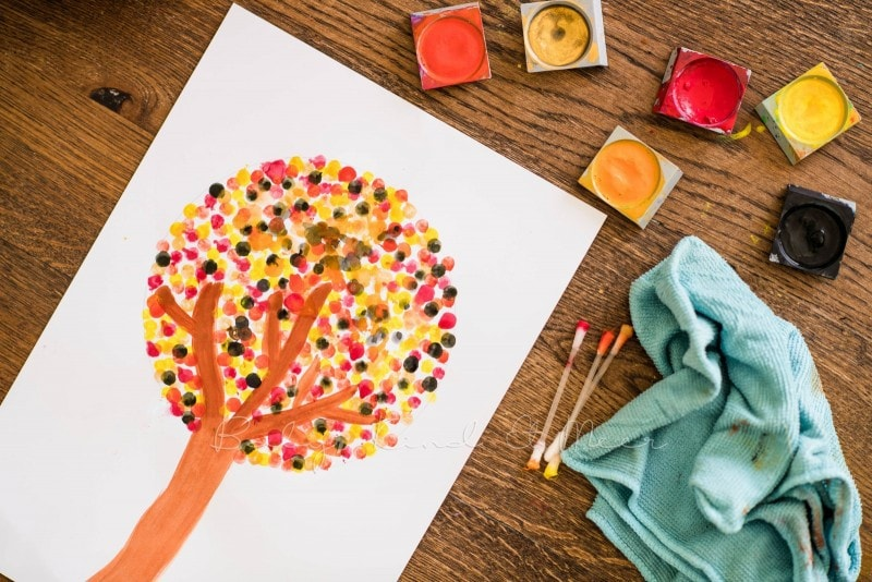 Basteln Mit Kindern Ideen Fur Den Herbst