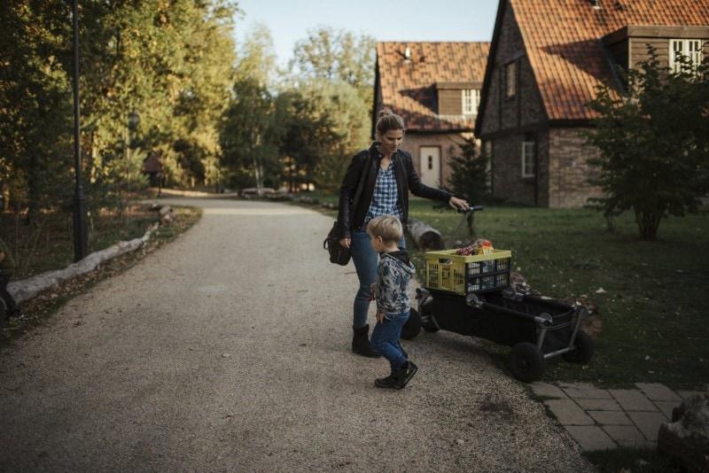 Efteling Freizeitpark im Herbst 3