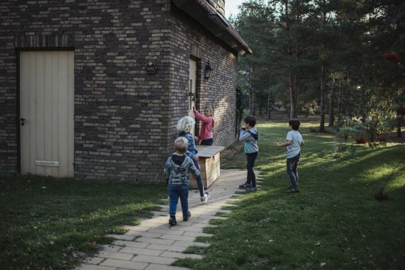 Efteling Freizeitpark im Herbst 4