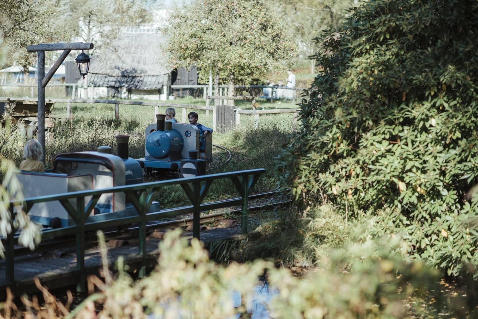 Efteling Freizeitpark im Herbst 41