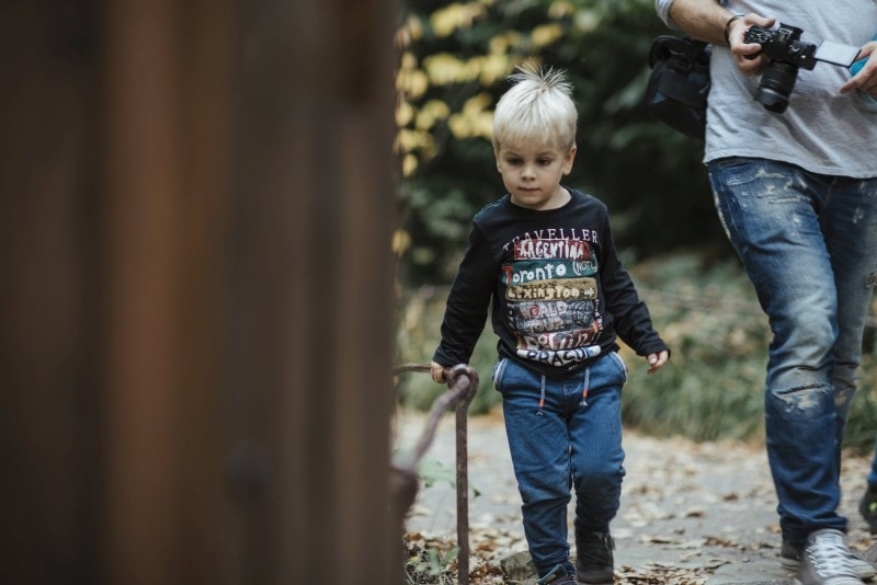 Efteling Freizeitpark im Herbst 47