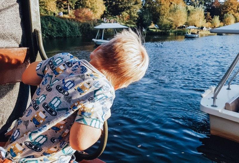 Efteling Freizeitpark im Herbst 52