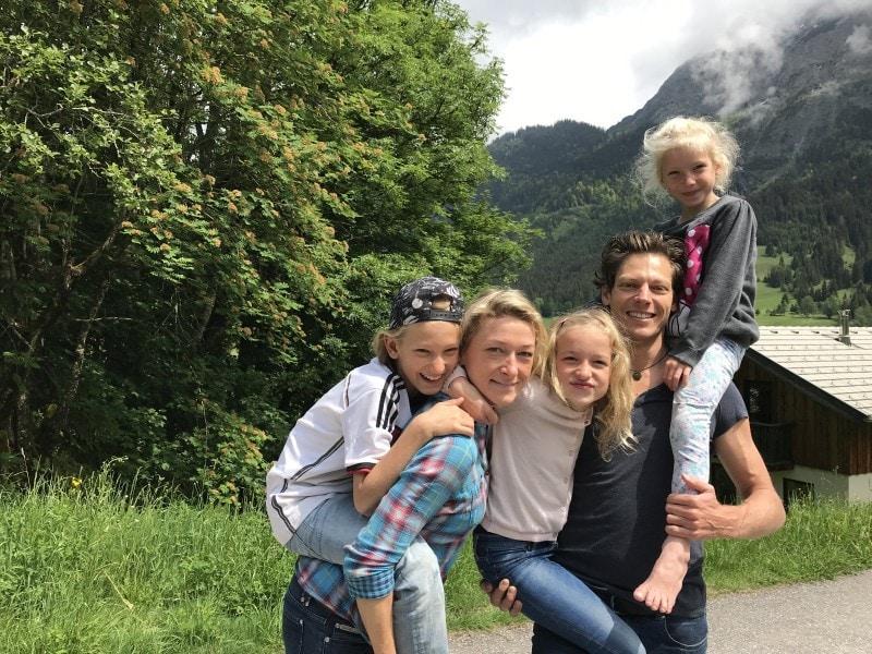 Familie auf Weltreise CASAMUNDO Europareise Österreich