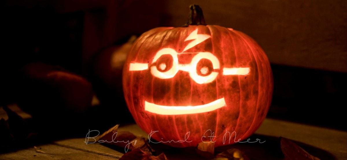 Harry Potter Kuerbis Halloween