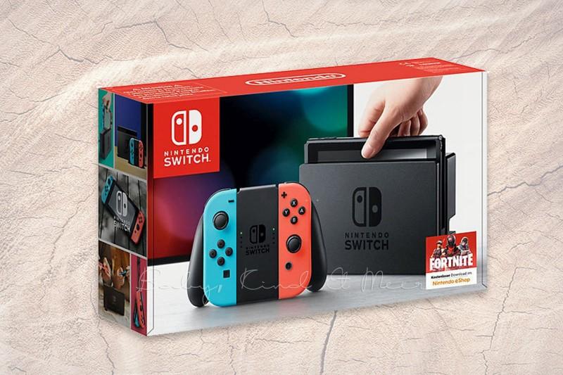 Geschenkideen zu Weihnachten Nintendo Switch 2