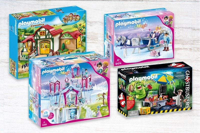 Geschenkideen zu Weihnachten Playmobil