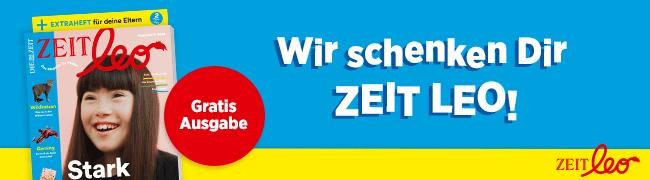 Zeit Banner