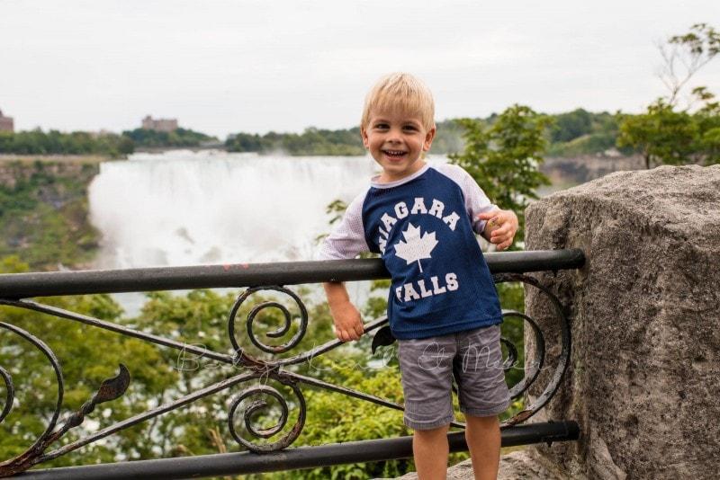 Niagarafälle mit Kindern 52