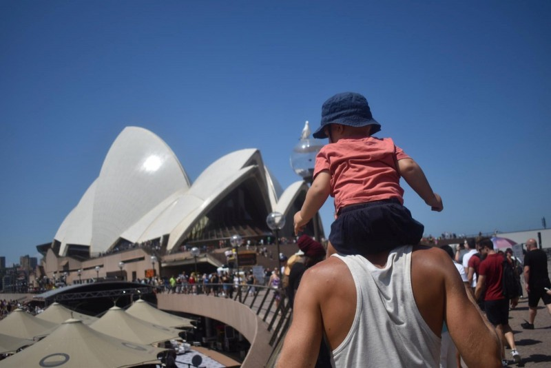 Australien mit Kindern 29