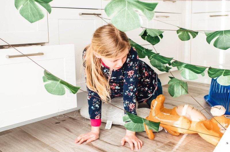 Kindergeburtstag Dschungelparty 27