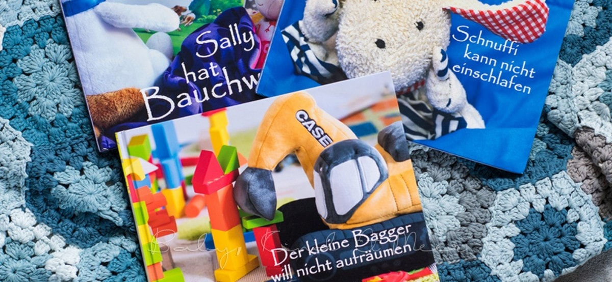 Kinderbuch DIY