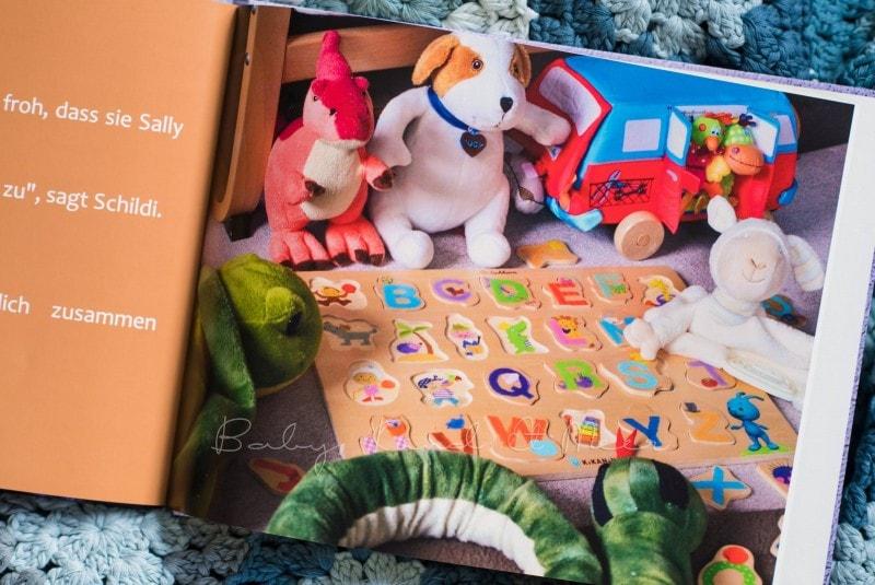Kinderbuch selber machen 9