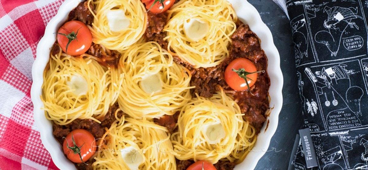 Spaghetti Nester Rezept 11