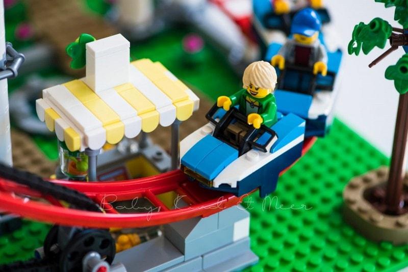 LEGO Creator Achterbahn 16