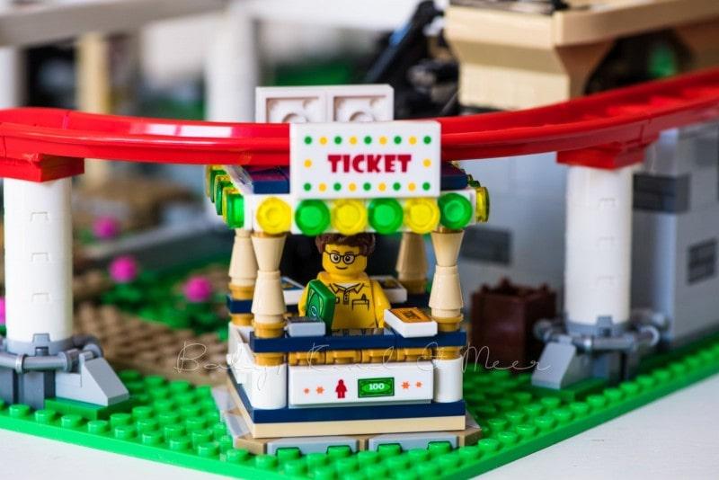 LEGO Creator Achterbahn 17