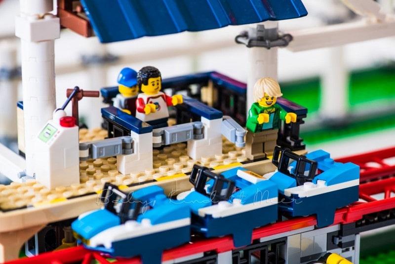 LEGO Creator Achterbahn 18