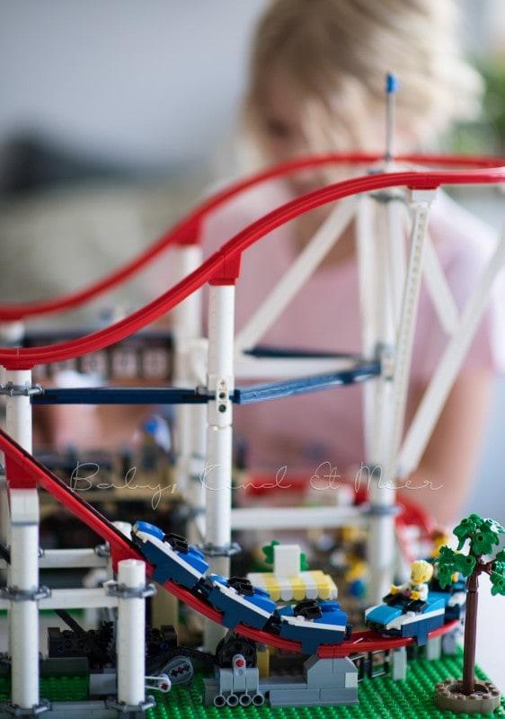 LEGO Creator Achterbahn 2