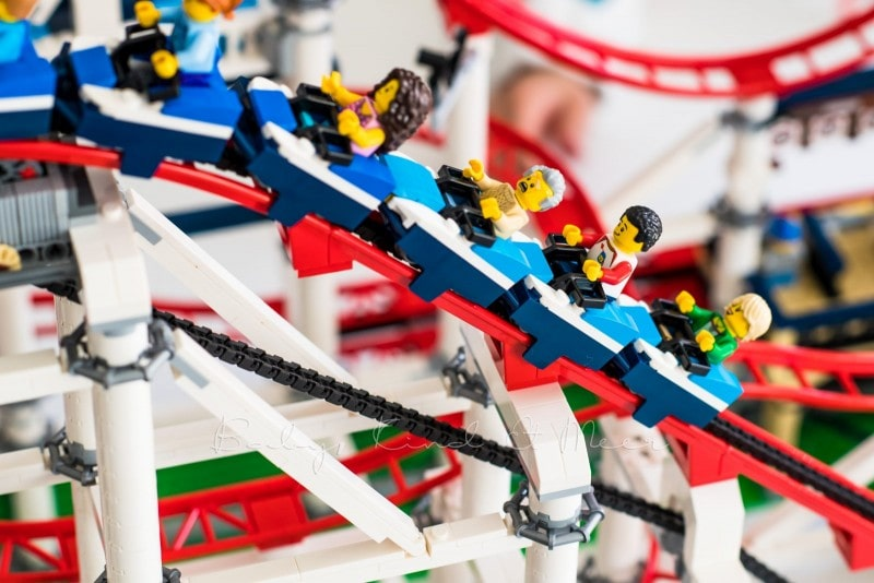 LEGO Creator Achterbahn 21