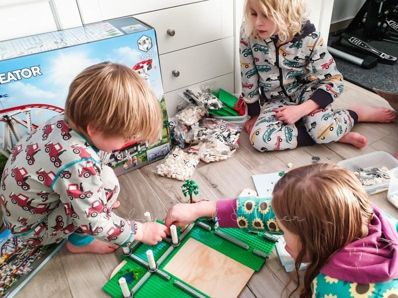 LEGO Creator Achterbahn 29