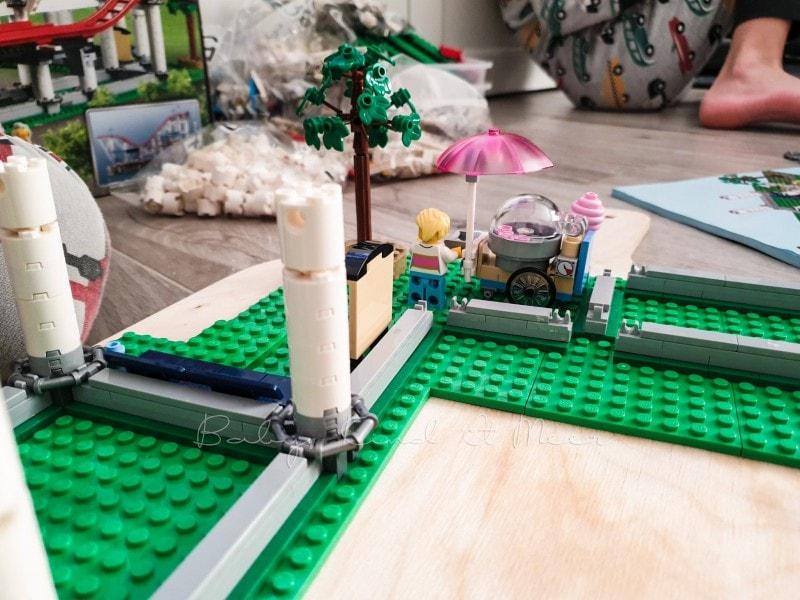 LEGO Creator Achterbahn 30