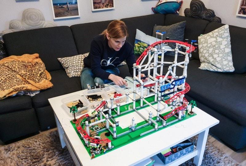 LEGO Creator Achterbahn 32
