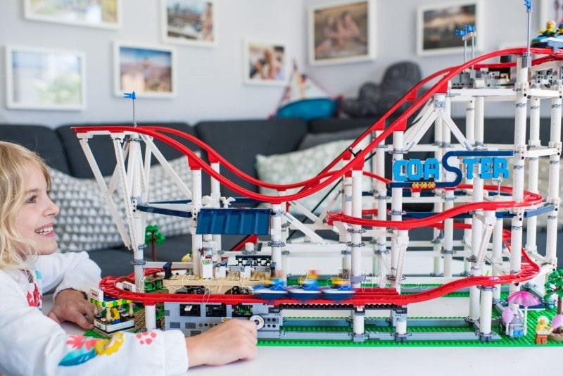 LEGO Creator Achterbahn 7