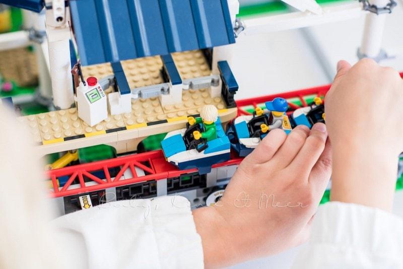 LEGO Creator Achterbahn 9