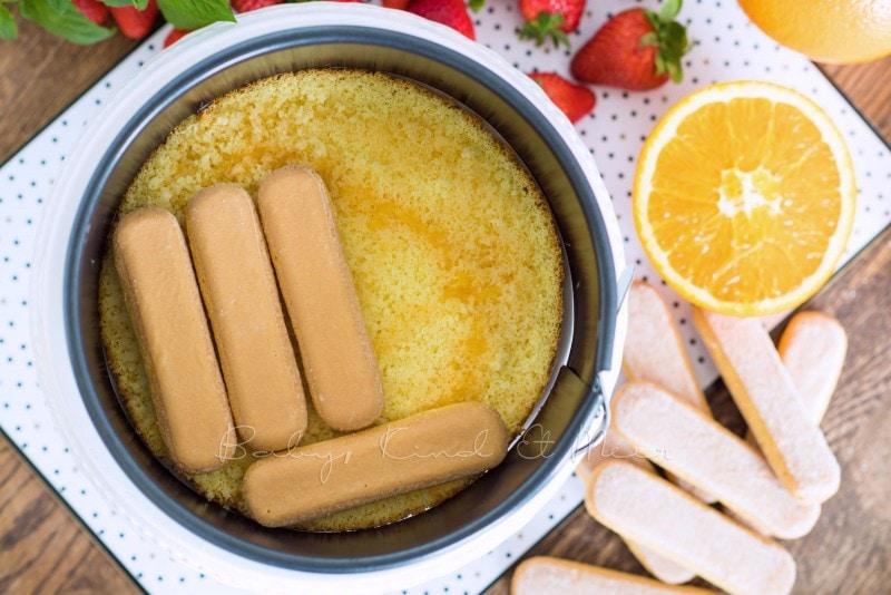 Erdbeer Tiramisu Torte Rezept 6