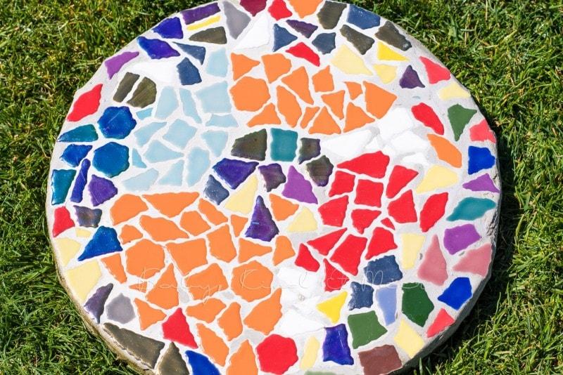Mosaik Gehwegplatten 6