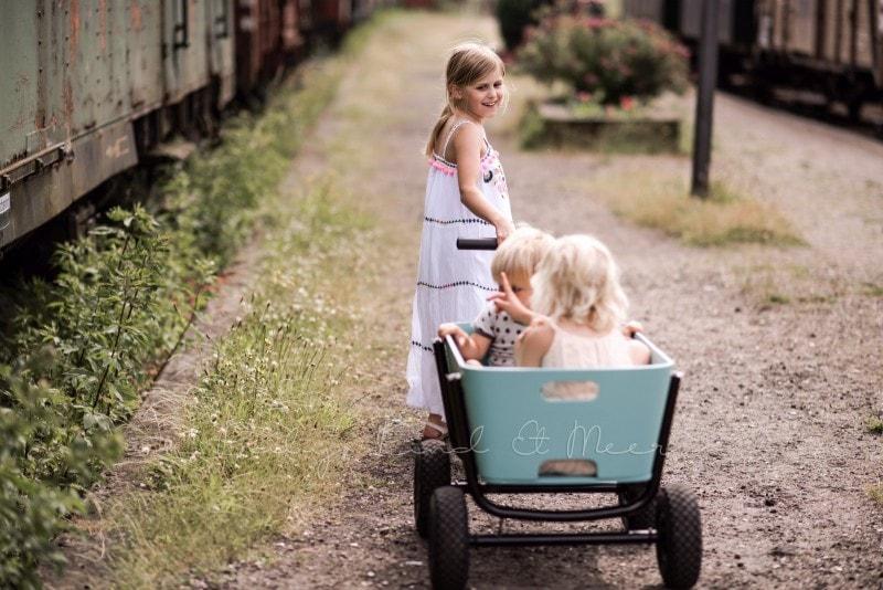 unterwegs mit Kindern 1