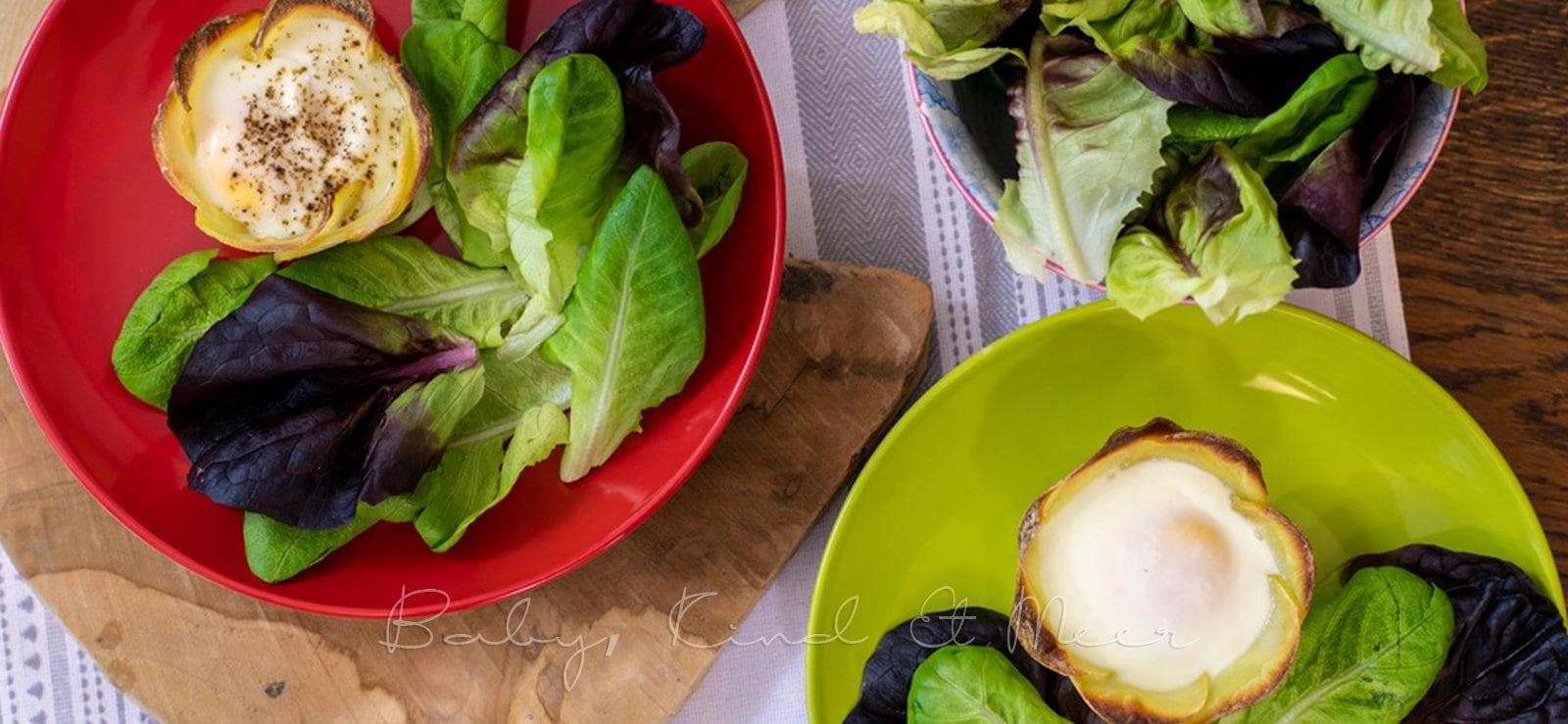 Kartoffelblumen