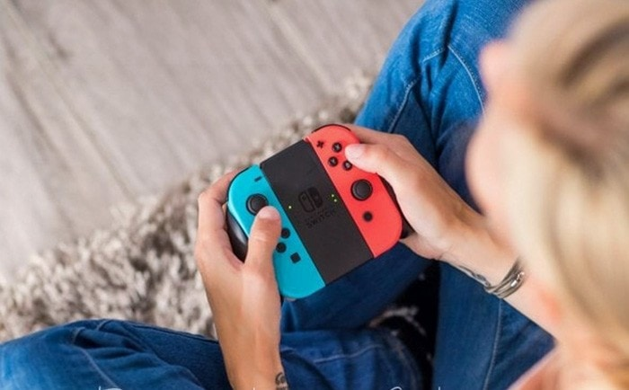 Nintendo Switch give away