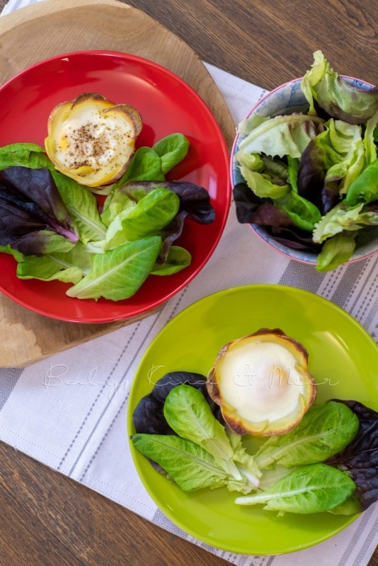 Rezept Kartoffelblumen 15