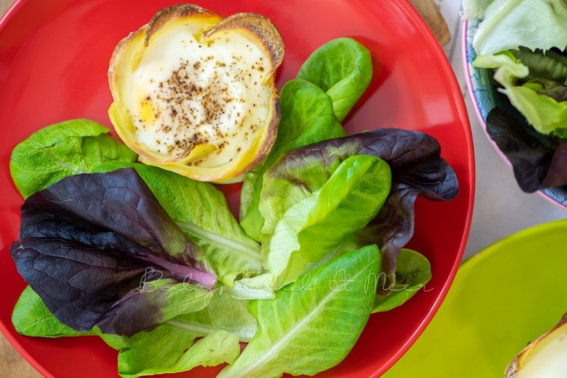 Rezept Kartoffelblumen 17