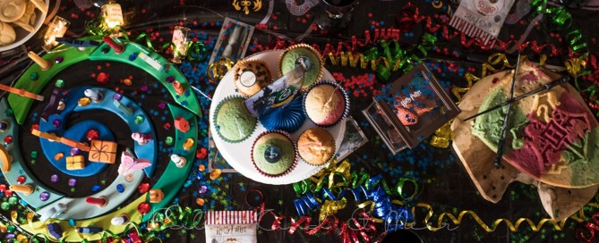 Harry Potter Party Kindergeburtstag 5