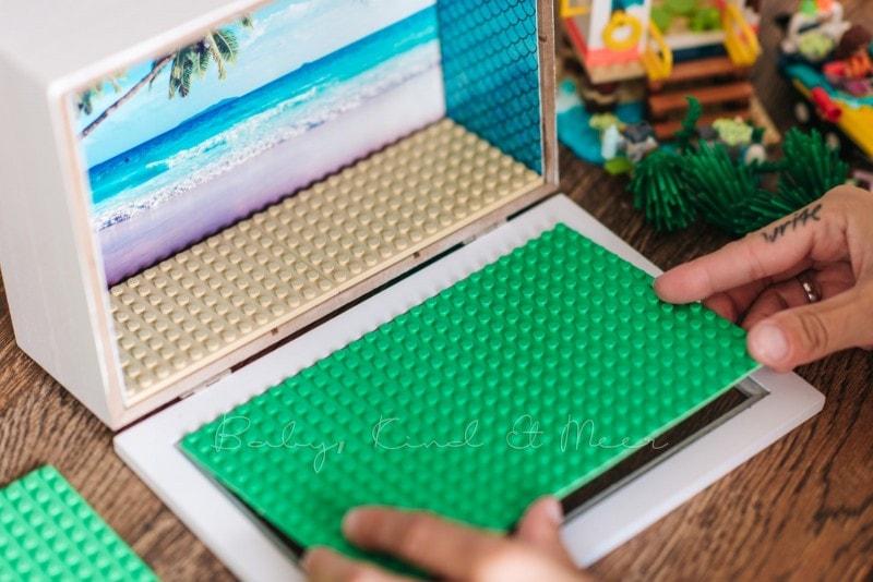 LEGO DIY Koffer 13