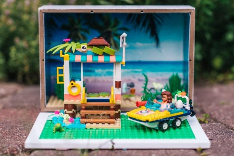 LEGO DIY Koffer 14
