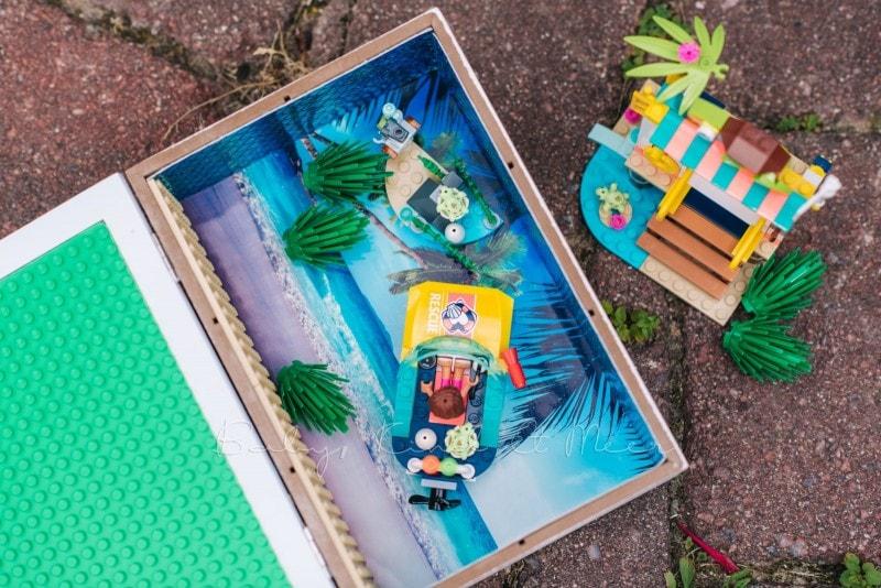 LEGO DIY Koffer 15