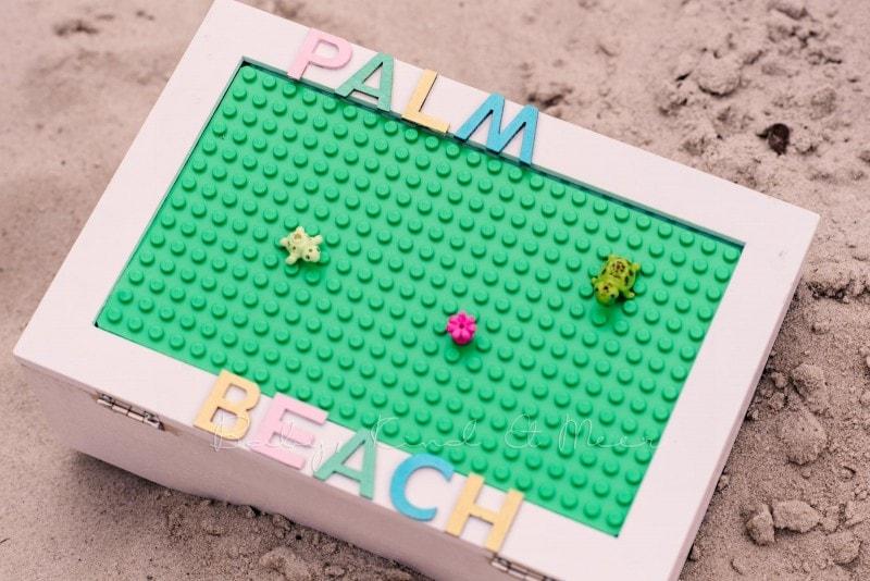 LEGO DIY Koffer 16